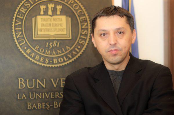 Daniel David este noul rector al UBB