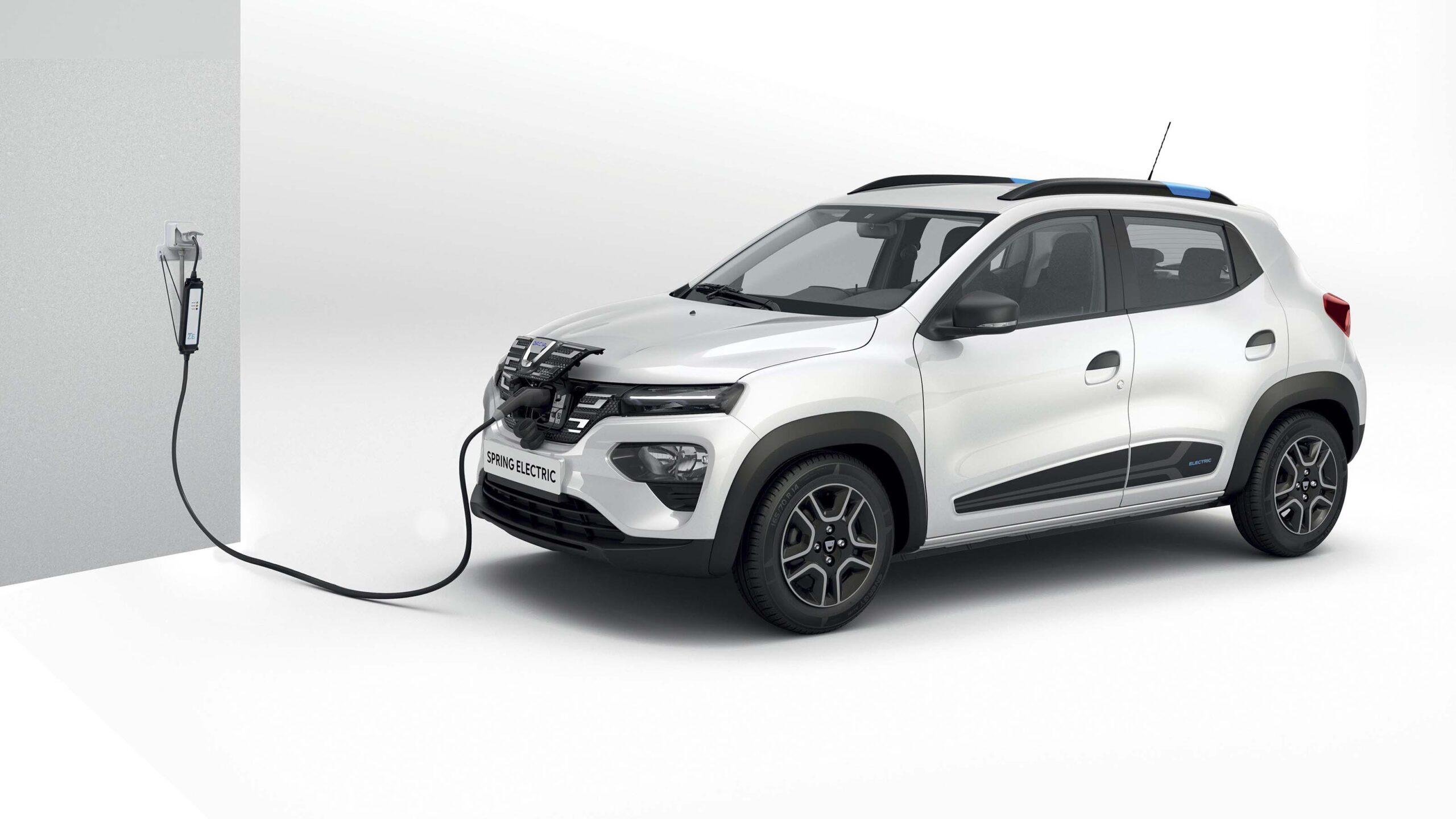 Dacia Spring Electrica va putea fi achizitionata in Romania sub 10.000€. Vezi pretul de achizitie & FOTO!