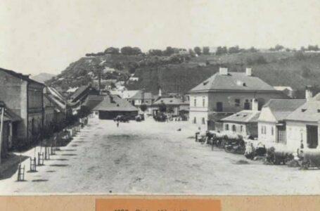 Actuala Piață Mihai Viteazul intre 1890 si 1906. Ce diferenta!
