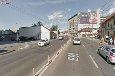 Se schimba infatisarea pe Calea Manastur la intersectia Mallului Platinia cu strada Marginasa