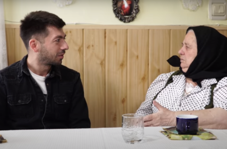 VIDEO. Despre prietenie cu Bunica Lenuța din Chinteni