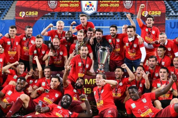 CFR Cluj este vechea și noua campioană a României