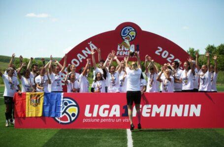 U Olimpia Cluj, campioana României pentru al zecelea an consecutiv