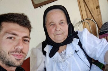 La mulți ani bunicii Lenuța din Chinteni! Galerie Poze inedite 📸